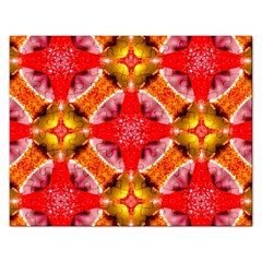 Cute Pretty Elegant Pattern Jigsaw Puzzle (rectangle) by creativemom