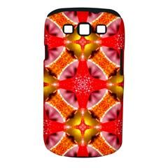 Cute Pretty Elegant Pattern Samsung Galaxy S Iii Classic Hardshell Case (pc+silicone) by creativemom