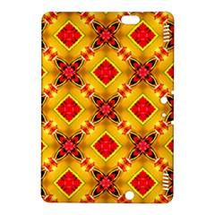 Cute Pretty Elegant Pattern Kindle Fire Hdx 8 9  Hardshell Case