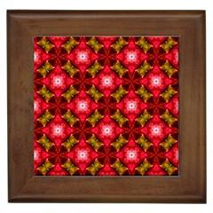 Cute Pretty Elegant Pattern Framed Ceramic Tile by creativemom