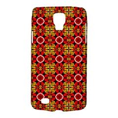 Cute Pretty Elegant Pattern Samsung Galaxy S4 Active (i9295) Hardshell Case