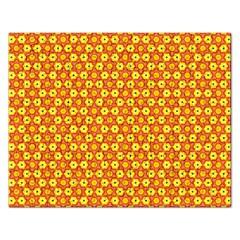 Cute Pretty Elegant Pattern Jigsaw Puzzle (rectangle)