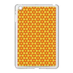 Cute Pretty Elegant Pattern Apple Ipad Mini Case (white) by creativemom