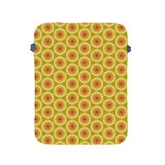 Cute Pretty Elegant Pattern Apple Ipad Protective Sleeve by creativemom