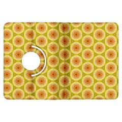 Cute Pretty Elegant Pattern Kindle Fire Hdx Flip 360 Case by creativemom