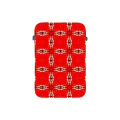 Cute Pretty Elegant Pattern Apple Ipad Mini Protective Sleeve by creativemom