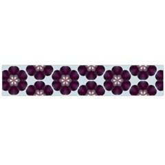 Cute Pretty Elegant Pattern Flano Scarf (Large) by creativemom