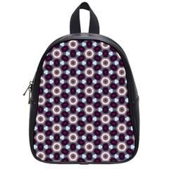 Cute Pretty Elegant Pattern School Bag (small) by creativemom