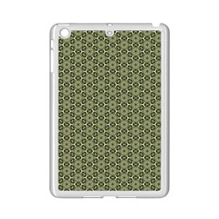 Cute Pretty Elegant Pattern Apple Ipad Mini 2 Case (white) by creativemom