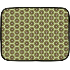 Cute Pretty Elegant Pattern Mini Fleece Blanket (two Sided) by creativemom