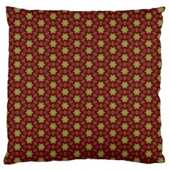 Cute Pretty Elegant Pattern Large Cushion Case (single Sided)  by creativemom