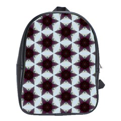 Cute Pretty Elegant Pattern School Bag (xl) by creativemom