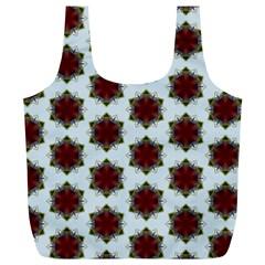 Cute Pretty Elegant Pattern Reusable Bag (xl) by creativemom