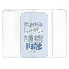 Picture7 Samsung Galaxy Tab 7  P1000 Flip Case by AmIFree2Go