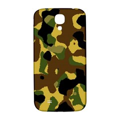 Camo Pattern  Samsung Galaxy S4 I9500/i9505  Hardshell Back Case by Colorfulart23