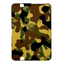 Camo Pattern  Kindle Fire Hd 8 9  Hardshell Case by Colorfulart23