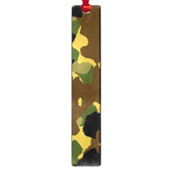 Camo Pattern  Large Bookmark by Colorfulart23