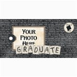 Graduation Card 1 - 4  x 8  Photo Cards