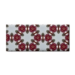 Cute Pretty Elegant Pattern Hand Towel by creativemom