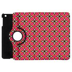 Cute Pretty Elegant Pattern Apple Ipad Mini Flip 360 Case by creativemom