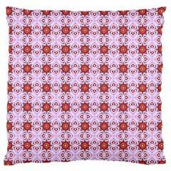 Cute Pretty Elegant Pattern Large Flano Cushion Case (Two Sides)