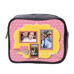 Mothers Day By Mom   Mini Toiletries Bag (two Sides)   1y2n0ppzcegj   Www Artscow Com Front