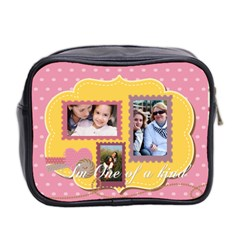 Mothers Day By Mom   Mini Toiletries Bag (two Sides)   1y2n0ppzcegj   Www Artscow Com Back
