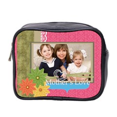 Mothers Day By Mom   Mini Toiletries Bag (two Sides)   Vove9yl9nu59   Www Artscow Com Front