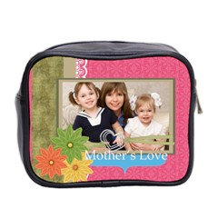 Mothers Day By Mom   Mini Toiletries Bag (two Sides)   Vove9yl9nu59   Www Artscow Com Back