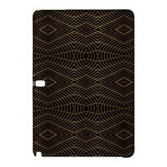 Futuristic Geometric Design Samsung Galaxy Tab Pro 12 2 Hardshell Case by dflcprints