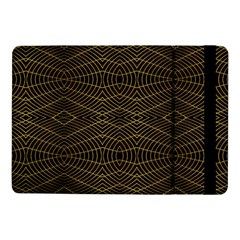 Futuristic Geometric Design Samsung Galaxy Tab Pro 10 1  Flip Case by dflcprints