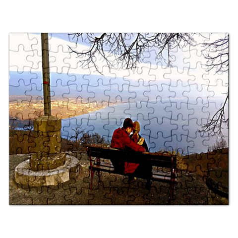 Puzzel By Pamela Sue Goforth   Jigsaw Puzzle (rectangular)   T0yyaq2tkows   Www Artscow Com Front
