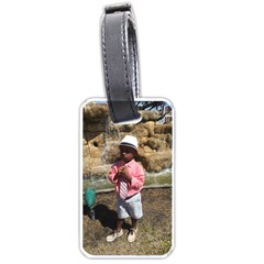 King Josiah By Beverly A  Terrell   Luggage Tag (two Sides)   Nl9j3vg2cnz7   Www Artscow Com Front