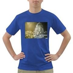 Thunder Monochrome  Men s T Shirt (colored) by Luxuryprints