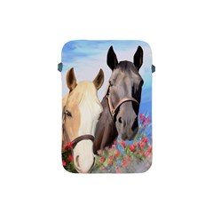 Miwok Horses Apple Ipad Mini Protective Sleeve by JulianneOsoske