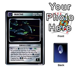 The Gamma Quadrant By Max   Playing Cards 54 Designs   W1arm8w3ypy4   Www Artscow Com Front - Diamond3