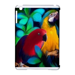 Two Friends Apple iPad Mini Hardshell Case (Compatible with Smart Cover) by JulianneOsoskeFeathers