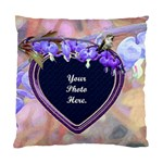 Purple Bleedingheart Standard Cushion Case - Standard Cushion Case (One Side)