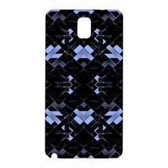 Futuristic Geometric Design Samsung Galaxy Note 3 N9005 Hardshell Back Case by dflcprints