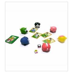Fun Farm Large Drawstring Bag By Darkparelle Gmail Com   Drawstring Pouch (large)   3tvtipn2ed8v   Www Artscow Com Back