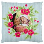 flower kids - Standard Flano Cushion Case (Two Sides)