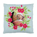 flower kids - Standard Cushion Case (One Side)