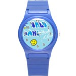 Roald Dahl Book Club Watch - Round Plastic Sport Watch (S)