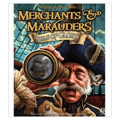 Merchants And Marauders Seas Of Glory By Hector Cornejo   Drawstring Pouch (large)   Gnays3uut79i   Www Artscow Com Front