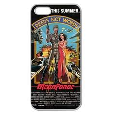 Megaforce F412359c Apple Seamless iPhone 5 Case (Clear) by GWAILO