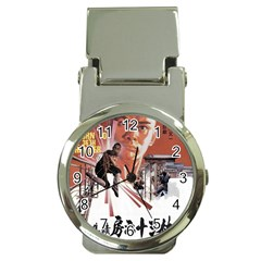 Shao Lin Ta Peng Hsiao Tzu D80d4dae Money Clip With Watch by GWAILO