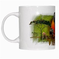 Mug Africa 002 By Nicole   White Mug   I7w5syuk9qwz   Www Artscow Com Left