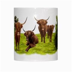 Mug Cow 002 By Nicole   White Mug   0rgxrislyadg   Www Artscow Com Center
