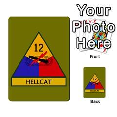 New Leader Deck By Steve Fowler   Multi Purpose Cards (rectangle)   Foigguzk1edv   Www Artscow Com Front 54