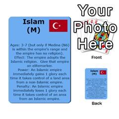 New Leader Deck By Steve Fowler   Multi Purpose Cards (rectangle)   Foigguzk1edv   Www Artscow Com Front 7